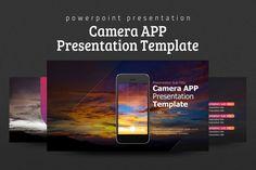 Camera APP Presentation Template  @creativework247