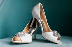 We love that sparkle this shoe gives off!