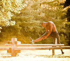7 Early-Morning Stretches to Build a Better Body #men's #fitness