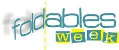 Foldables Week: Math Monday