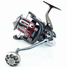 89.00$  Buy now - http://alip3x.worldwells.pw/go.php?t=32789078421 - 1 pcs fishing wheel  Waterproof Carbon Spinning wheel Distant Whee Larger Spool  Max Drag Sea Boat Spinning Fishing Reel