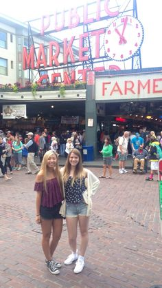 Pikes Place Market! July 2014