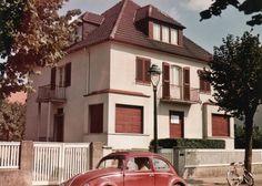 """Manfred """"Fredy"""" Weinhofer, Elvis & die """"Platscher Perle"""" - August 1959"""