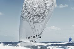 Photo © Luc Manago #LesVoilesdeStBarth  #Sailing #SailingCompetition #Race #Sea #Travel #RichardMille