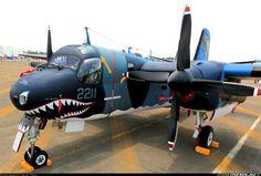 ROC Navy Grumman S-2T Turbo Tracker (G-121)
