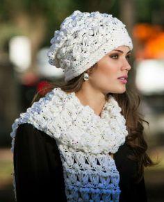 551 melhores imagens de Gorros de Crochê  450677862c6