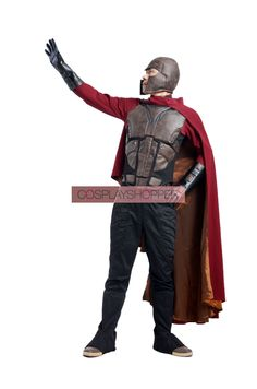 X-Men: Days of Future Past Erik Lehnsherr Magneto Cosplay Costume