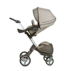 Stokke® Xplory® Stroller and Accessories - Beige - buybuyBaby.com