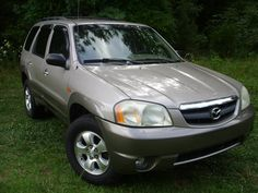 Used 2001 Mazda Tribute For Sale | Durham NC