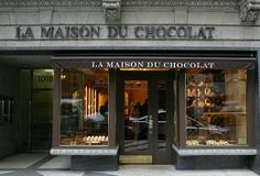 La Maison du Chocolat - Paris, France.   Master chocolatier Robert Linxe opened his first La Maison du Chocolat boutique in 1977, creating a gourmet brand known for its subtle flavors and savory ganache. They are made only at the Paris production facility, where 25 trained chocolate-makers create the handmade chocolates, which are then shipped to retail locations in France, London, New York, and Tokyo.