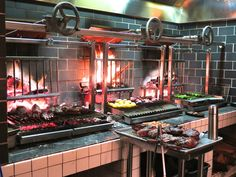 The Cult-Favorite Wood-Fired Grills Taking the Restaurant World by Storm Grill Restaurant, Restaurant Concept, Restaurant Kitchen, Restaurant Design, Wood Grill, Fire Grill, Fire Cooking, Outdoor Cooking, Commercial Kitchen Design