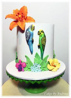 budgie cake