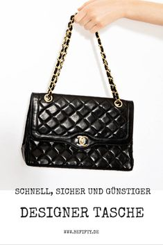 ce10798a51280 Der beste Weg eine Designer Handtasche Second Hand zu kaufen! Taschen und  Designer-Mode