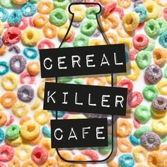 Cereal Killer Cafe (@CerealKillerUK) | Twitter