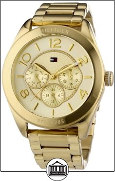 Tommy Hilfiger - Reloj de pulsera de  ✿ Relojes para hombre - (Gama media/alta) ✿