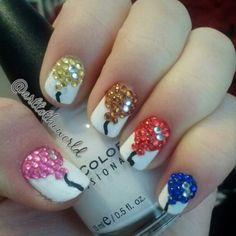 arttotheworld #nail #nails #nailart