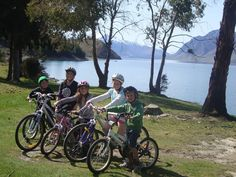 Families love New Zealand holiday parks