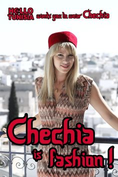 Hello TUNISIA wants you to wear Chechia…
