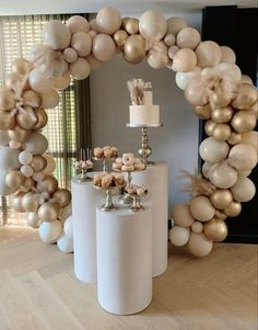 Birthday Balloon Decorations, Birthday Balloons, Baby Shower Decorations, Surprise Party Decorations, Graduation Balloons, Baby Shower Balloons, Balloon Backdrop, 18th Birthday Party, Wedding Balloons
