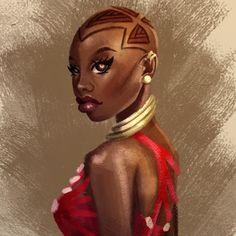 4 Factors to Consider when Shopping for African Fashion – Designer Fashion Tips Black Panther Comic Books, Black Panther Marvel, Black Women Art, Black Art, Black Girls Rock, Black Girl Magic, World Of Wakanda, Panther Pictures, Misty Knight