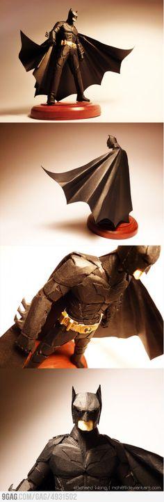 Batman de papel