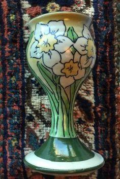 SBCD-Santa-Barbara-Ceramic-Design-Goblet-1978-California-Dorie-Knight-artist-WOW Ceramic Design, Santa Barbara, Knight, California, Ceramics, Artist, Ceramica, Pottery, Artists