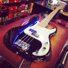 #Fender #Precision Custom! #Aguilar on board SOLD! Bye bye  #bass #bassline #weplaybass