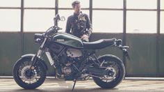 Baffling how the more I look at this Yamaha XSR700 the more I like it... Eh, maybe the rear and head lights.