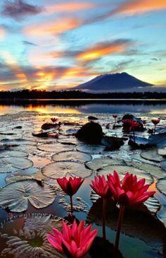 Lake Sampaloc, Philippines