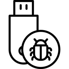 Pendrive Vector Icons, Vector Free, Network Icon, Free Icon Packs, Icon Font, Cyber, Design, Usb Drive