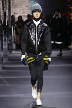 Moncler Gamme Rouge Fall 2014 RTW - Review - Fashion Week - Runway, Fashion Shows and Collections - Vogue