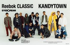 Reebok CLASSIC × KANDYTOWN