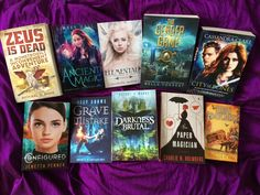 Win 10 bestselling YA Fantasy and Science Fiction Novels