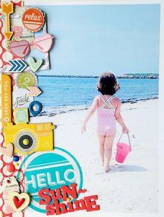 Hello sunshine by ginnyhughes @2peasinabucket