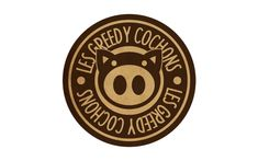 Branding : Les Greedy Cochons Food Blog