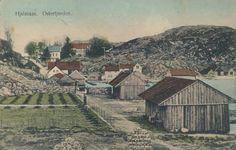***Knallvakkert fargekort fra Hjelmaas -Hjelmås-Osterfjorden - Selges av Kortmann fra Nesttun på QXL.no Bergen, Paris Skyline, Cabin, House Styles, Travel, Viajes, Cabins, Cottage, Trips