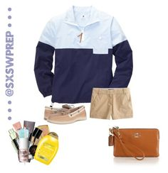 """""""Sailing Style"""" by sxswprep ❤ liked on Polyvore featuring Estée Lauder, Benefit, Too Faced Cosmetics, W3LL People, Bobbi Brown Cosmetics, MILK MAKEUP, Christian Dior, Anastasia Beverly Hills, Organix and Lancôme"""