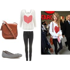 Taylor Swift outfit (: