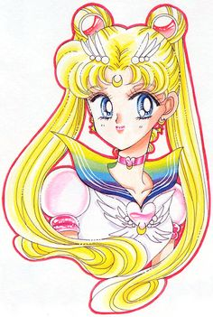 wikiHow to Do Your #Hair Like #Sailor #Moon -- via wikiHow.com