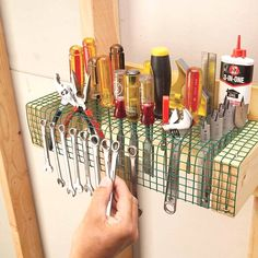 Do It Yourself Garage Storage- CLICK PIC for Various Garage Storage Ideas. 63894297 #garage #garageorganization