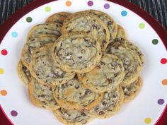 Looking for the perfect, thick and chewy chocolate chip cookie? Then look no further! These are my favorite tried and true chocolate chip cookies.