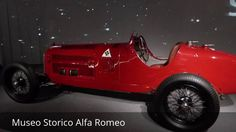 Places to see in ( Arese - Italy ) Museo Storico Alfa Romeo  Museo Storico Alfa Romeo is Alfa Romeo's official museum located in Arese and displaying a permanent collection of Alfa Romeo cars and engines. After being closed down in 2011 the museum reopened in June 2015.  The museum is dedicated to over 100 years of history of the Alfa Romeo marque which production included automobiles commercial vehicles railway locomotives tractors buses trams marine and aircraft engines. The museum spreads…