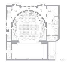 Galería de Rehabilitación y Ampliación Teatro Campos Elíseos / Estudio de Arquitectura Santiago Fajardo - 27