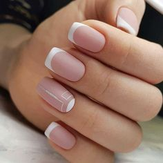 Wedding Nails-A Guide To The Perfect Manicure – NaiLovely Trendy Nail Art, Easy Nail Art, Winter Nail Art, Winter Nails, Summer Nails, Bride Nails, Wedding Nails, Cute Nails, Pretty Nails
