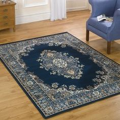 Find This Pin And More On Furniture Persian Inspired Traditional Carpet Rug