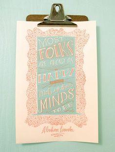 Mary Kate McDevitt's lovely illustrations. One of my favorite etsy shops