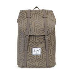 Herschel Supply - FALL 2016 Retreat Backpack  Metric Print