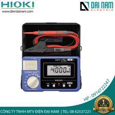 Hioki IR4056-20 đo cách điện hạ thế