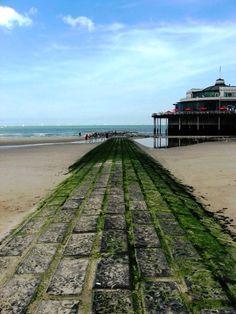 Blankenberge beach, Belgium - spent such a beautiful day!