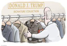 Clay Bennett's Editorial Cartoons - Donald Trump Comics And Cartoons | The Cartoonist Group